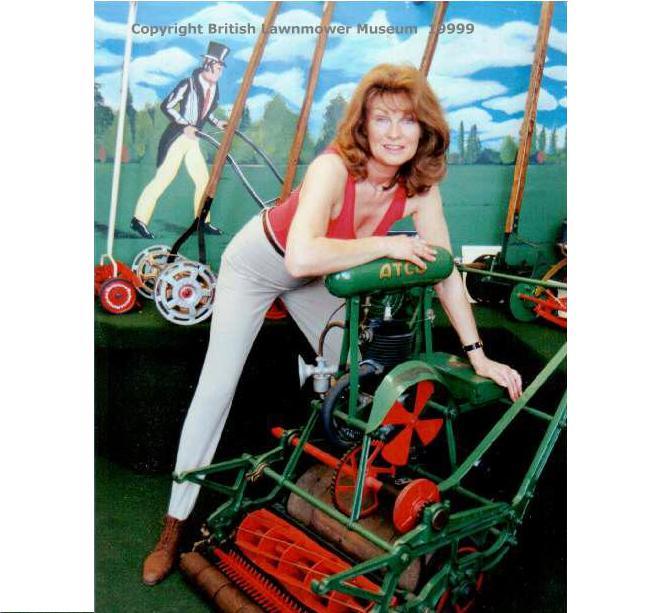 British Lawnmower Museum Exhibits