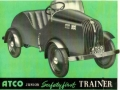 Atco Safety  Training Car 1939