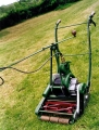 Ransomes Electric Lawnmower 1926
