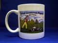 The British Lawnmower Musuem Mug