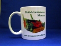 Ransome Automaton Lawnmower Mug