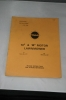 "Webb 14"" & 18"" Motor Lawnmower Operating Instructions"