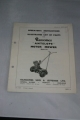 Ransomes 'ANTELOPE' Motor Mower Manual <b>(Online Delivery)</b>