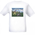 British Lawnmower Museum T-Shirt Large